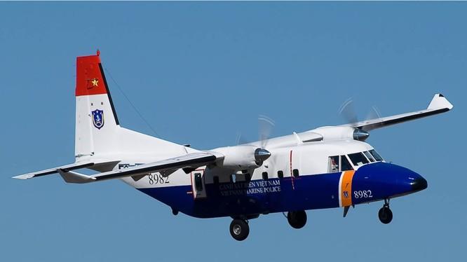 Máy bay Casa C212 cùng loại với máy bay đang mất liên lạc