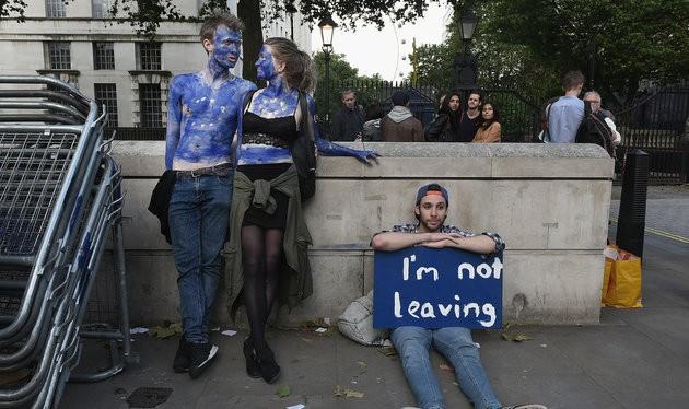 Liên minh châu Âu đang đứng trước nguy cơ tan rã
