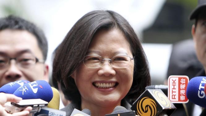 Nữ tổng thống Đài Loan Thái Anh Văn