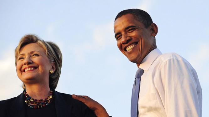Ông Obama sẽ sát cánh ủng hộ bà Hillary