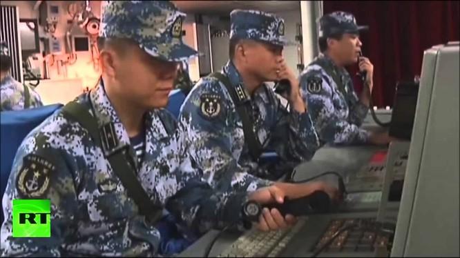 Quân đội Trung Quốc vừa tổ chức tập trận quy mô lớn chưa từng có ở Biển Đông, huy động cả ba hạm đội tham gia