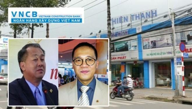 Phạm Công Danh và Phan Thành Mai đã phối hợp rút những khoản tiền lớn