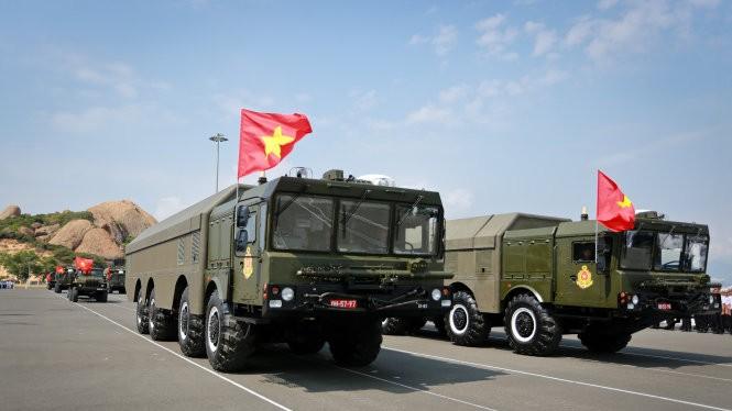 Khẩu đội tên lửa Bastion của hải quân Việt Nam