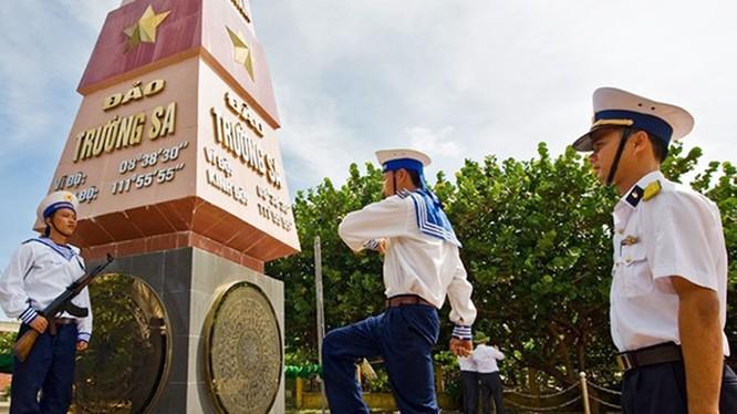 Đảo Trường Sa lớn thuộc quần đảo Trường Sa thuộc chủ quyền của Việt Nam