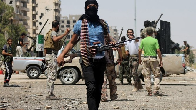 Cuộc chiến đẫm máu ở Syria vẫn chưa có hồi kết