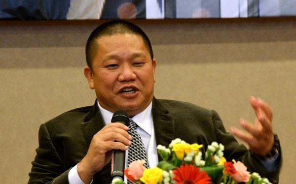 Chủ tịch tập đoàn Hoa Sen Lê Phước Vũ