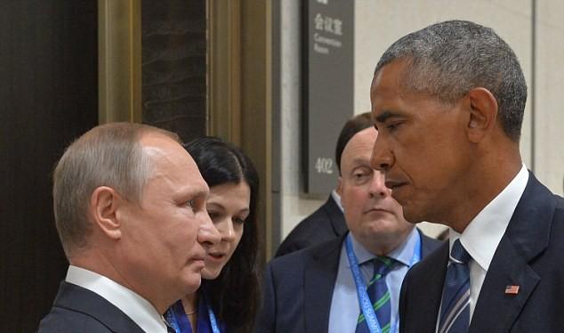 Hai nhà lãnh đạo Nga và Mỹ gặp nhau trong lạnh nhạt và căng thẳng ở Hàng Châu, Trung Quốc vừa qua