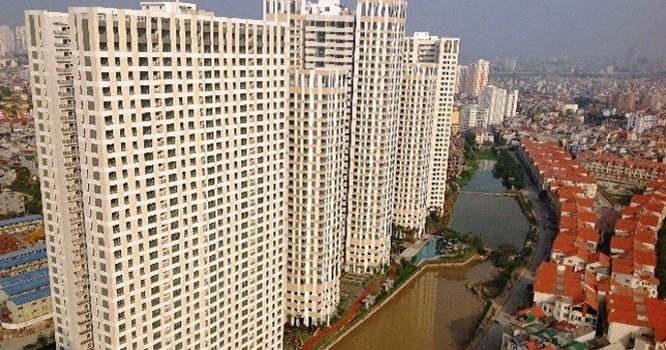 Dự án khu căn hộ cao cấp Mulberry Lane, Mỗ Lao, Hà Đông, Hà Nội.