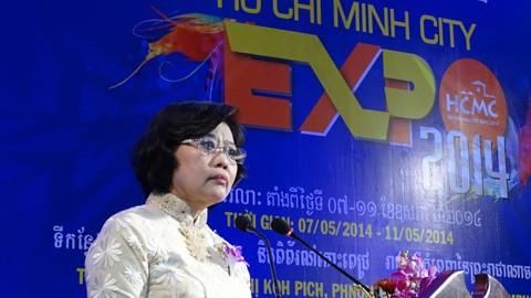 Phó chủ tịch UBND TP.HCM Nguyễn Thị Hồng