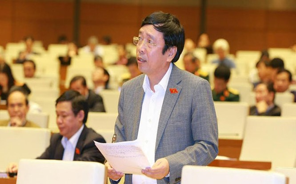 Tổng giám đốc Đài Tiếng nói Việt Nam Nguyễn Đăng Tiến. Ảnh: Minh Quang
