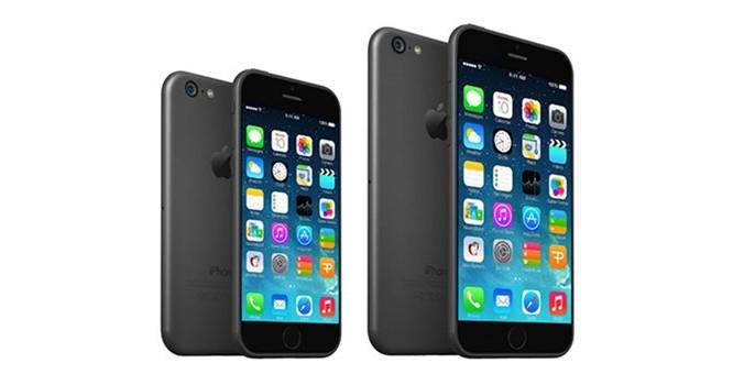 """iPhone 6 và 6 Plus giúp Apple """"ngồi trên đống tiền"""" trong quý IV/2014."""