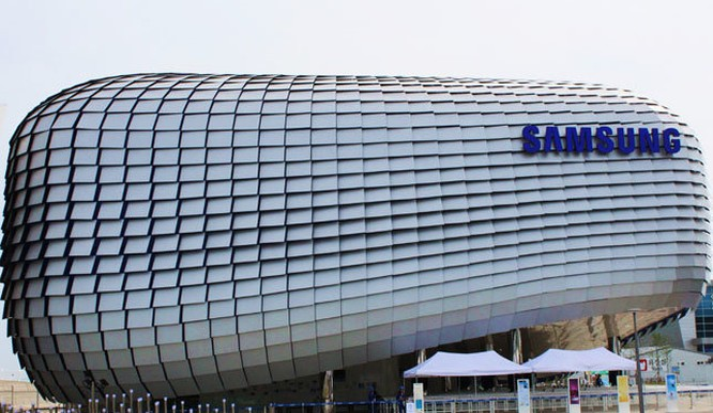 Theo Bộ Kế hoạch và Đầu tư, tổng đầu tư của Samsung vào Việt Nam đến năm 2017 sẽ chạm ngưỡng 12,6 tỉ USD - Ảnh: exhibitoronline.com