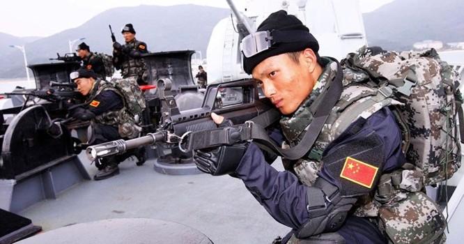 Ông Fanell cho rằng Bắc Kinh không muốn sử dụng vũ lực để đạt được sự thống trị trong khu vực. Ảnh: Reuters
