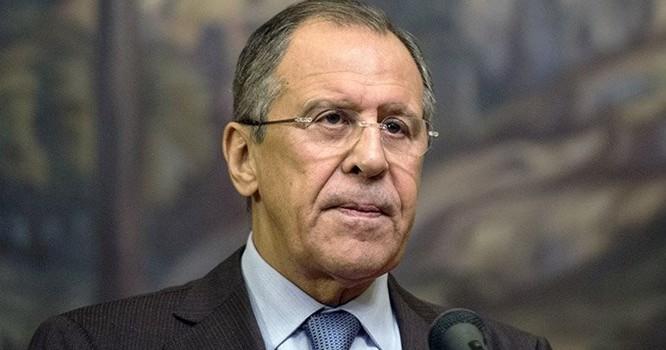 Bộ trưởng Ngoại giao Nga Sergei Lavrov. Ảnh RIA Novosti/Evgenij Biyatov