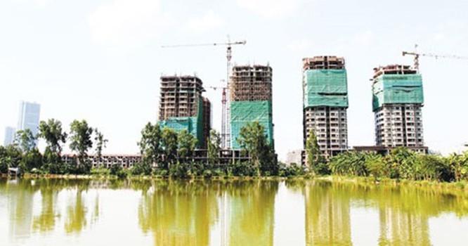 Các dự án đang mắc kẹt được nhiều nhà đầu tư ngòm ngó.