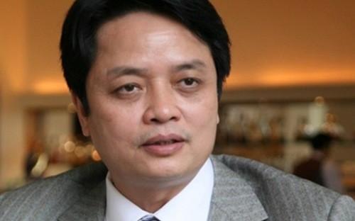 Ông Nguyễn Đức Hưởng, Phó chủ tịch Ngân hàng Bưu điện Liên Việt (LienVietPostBank).