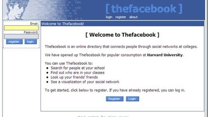 Facebook đã thay đổi như thế nào trong 11 năm qua