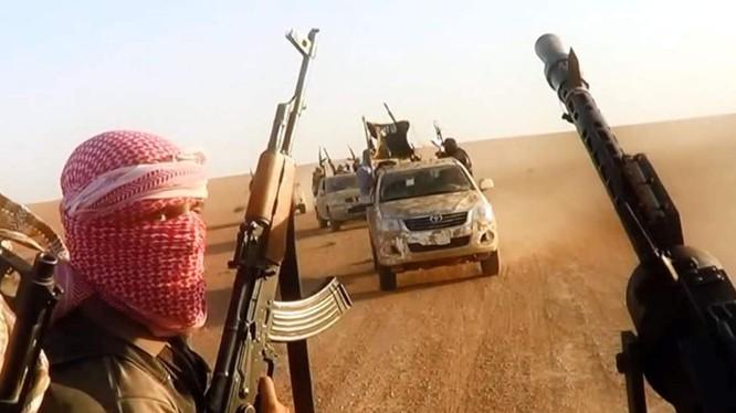 Phiến quân IS.Ảnh ABC news