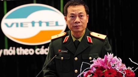 Thiếu tướng Nguyễn Mạnh Hùng - Ảnh VOV