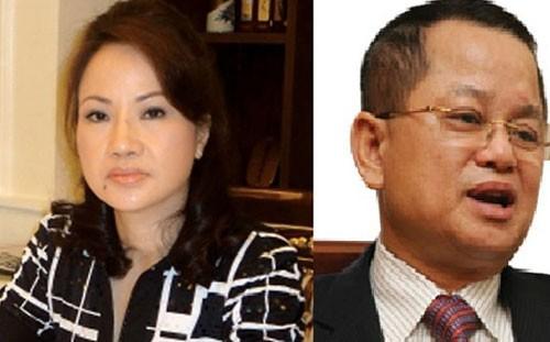 Vợ chồng đại gia Lê Văn Quang - Chu Thị Bình có một năm thăng tiến được cả tiếng và tiền