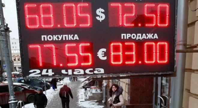 Người Nga dùng tiền thế nào trong khủng hoảng?
