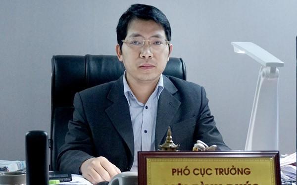 Phó cục trưởng Cục Báo chí Lưu Đình Phúc
