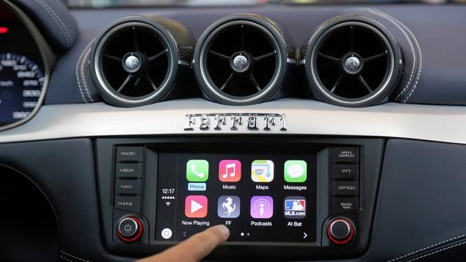 Cả nghìn nhân viên Apple đang phát triển dự án xe hơi điện