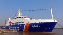 Quy định mới về màu sắc của tàu cảnh sát biển Việt Nam