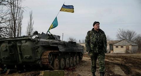 Kiev và quân ly khai lại đánh nhau dữ dội