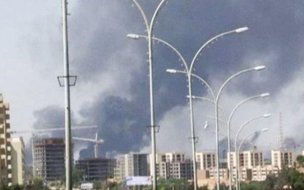 Một khu vực ở Thủ đô Tripoli, Libya bị ISIS tấn công. (Nguồn: AP)