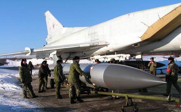Ben máy bay Tu-22M3