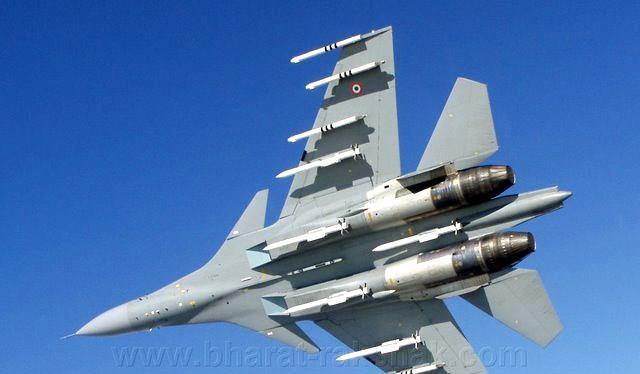 Tiêm kích Su-30MKI