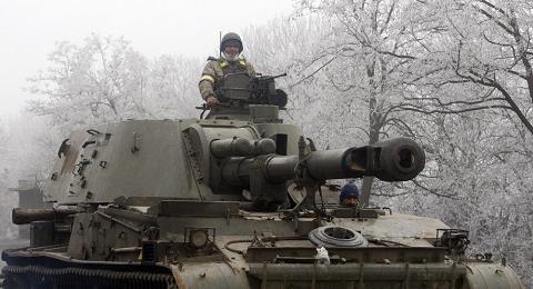 Kiev rầm rập chuẩn bị chiến tranh tổng lực
