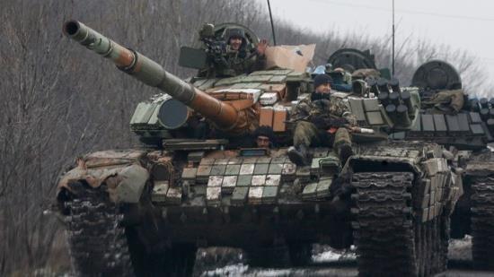 Các bên ở Ukraine nhất trí rút vũ khí hạng nặng.