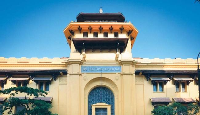 Xếp hạng các trường đại học: ĐHQGHN dẫn đầu Việt Nam