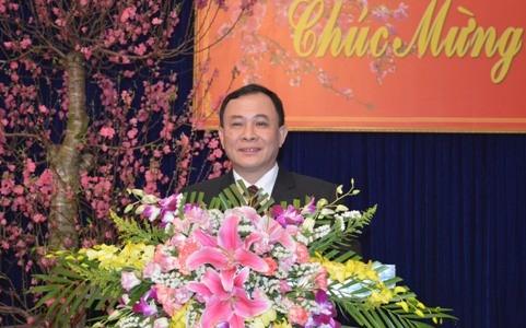 Ông Phạm Duy Cường Chủ tịch UBND tỉnh Yên Bái được bầu giữ chức vụ Bí thư Tỉnh ủy khóa XVII, nhiệm kỳ 2010 – 2015. Ảnh Yenbai.gov.vn