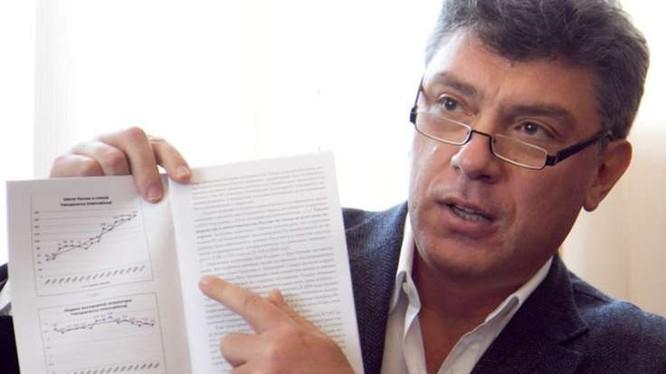 Vụ ám sát Nemsov: Mọi kịch bản đều có thể