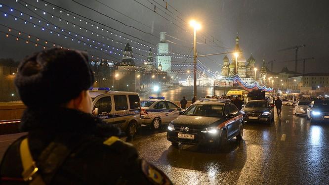 Chiến binh Cheschen nhúng tay vào cái chết Nemtsov?