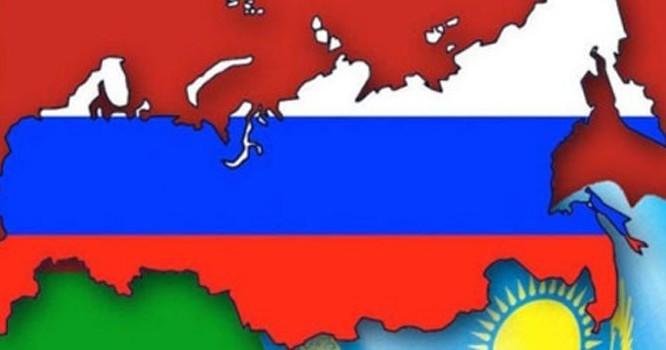 Liên minh Á - Âu, xu hướng địa chính trị Liên bang Nga
