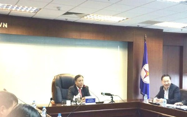 Theo ông Đinh Quang Tri, Phó tổng giám đốc EVN: Nếu tính đúng, đủ và để nguồn để EVN bù hết các khoản lỗ thì giá điện phải tăng tới 12,8%
