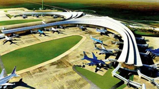 Một góc phối cảnh sân bay Long Thành - Ảnh: Chinhphu.vn