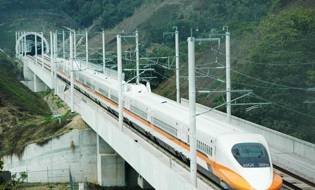 Xây dựng mới tuyến đường sắt tốc độ cao