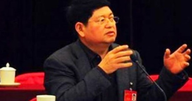 Thiếu tướng Xing Yunming.