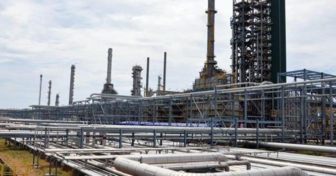 PVN tính toán, việc áp dụng mức thuế nhập khẩu ưu đãi đặc biệt sẽ đem đến những bất lợi cho Lọc dầu Dung Quất và PVN