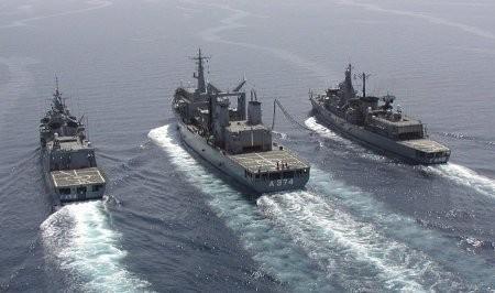 NATO tập trận rầm rộ ở Biển Đen
