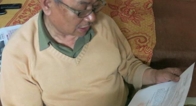 Ông Lê Minh Toán đau xót số tiền lúc gửi đủ mua được căn nhà, nhưng sau 20 năm gửi tiết kiệm ngân hàng chỉ ăn được vài ba tô phở
