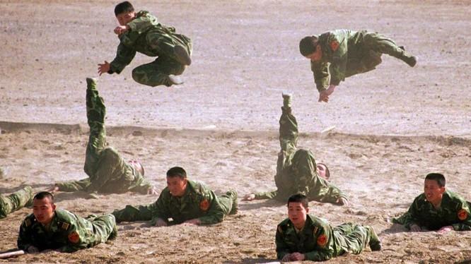 Quân đội Trung Quốc sẽ có quyền tham gia chiến dịch chống khủng bố ở nước ngoài