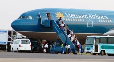 Xử phạt Vietnam Airlines,Vietjet Air