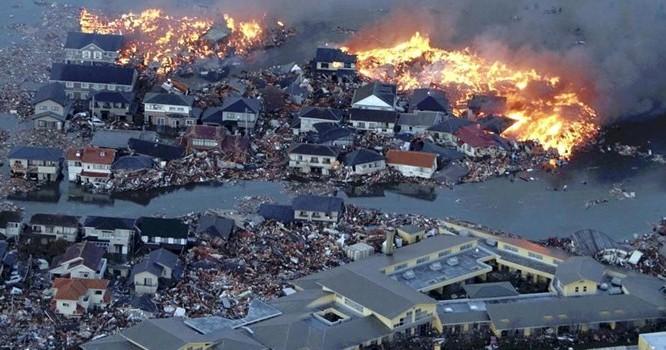 Nhìn lại 4 năm thảm họa sóng thần ở Nhật Bản