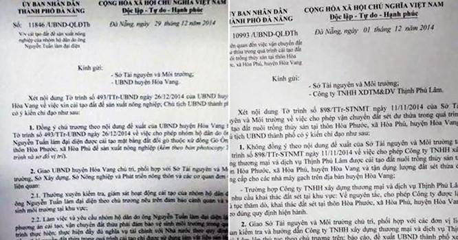 """Nguyên Chủ tịch UBND Đà Nẵng """"không ký hàng loạt văn bản trong 1 ngày"""""""